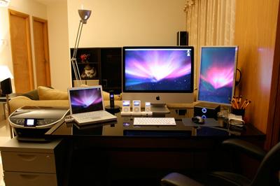 My Setup November 2007