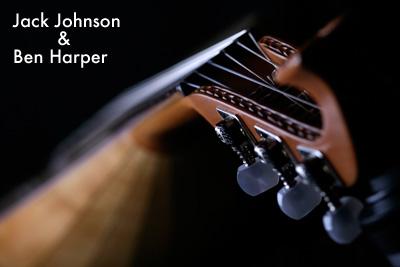 Jack Johnson & Ben Harper