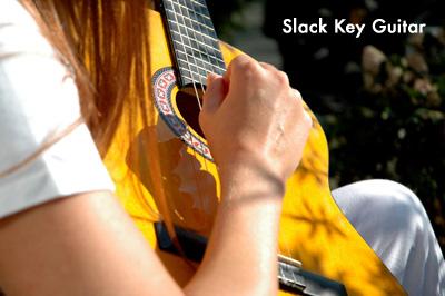スラック・キー・ギター