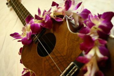 slack key ukulele