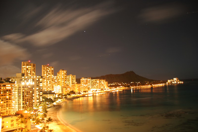 Honolulu Diamond Head Hawaii